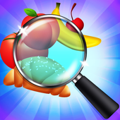 find hidden object kitchen game icon