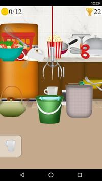 find hidden object kitchen game apk screenshot