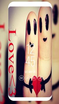 cut finger love art wallpaper screenshot 4
