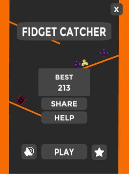 Fidget Catcher poster
