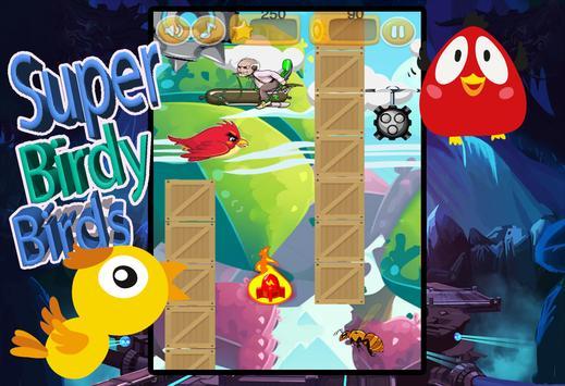 Flappy Scream Chicken Go apk screenshot