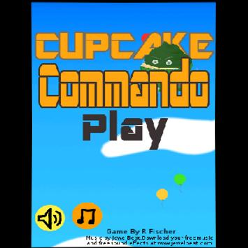 Cupcake Commando Free screenshot 1