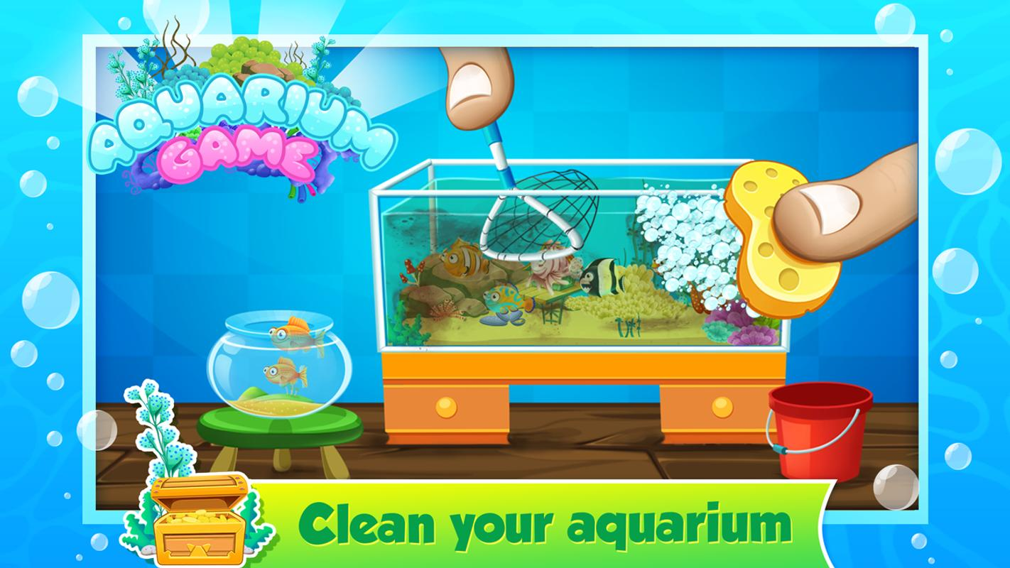 Fish tank: my aquarium games для андроид скачать apk.