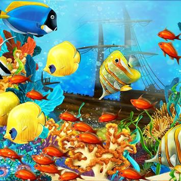 Fish Live Wallpaper poster