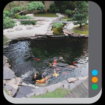Fish Pond Designs poster