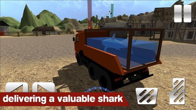Fish Transporter Truck 2017 apk screenshot