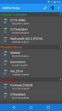 GWPA Finder apk تصوير الشاشة