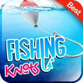 best fishing knots icon