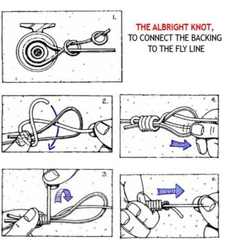 best fishing knots poster