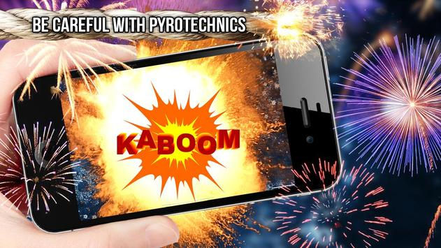Fireworks Show Night Sky PRO apk screenshot