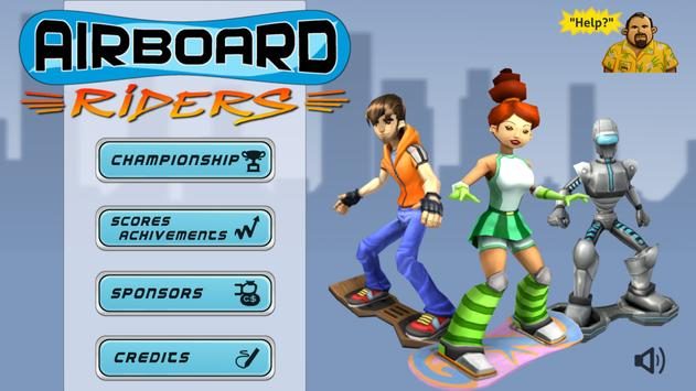 AirBoard Riders poster