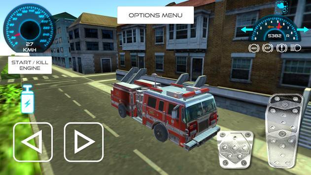 Fire Department Driver apk screenshot