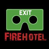 Fire Hotel VR icon