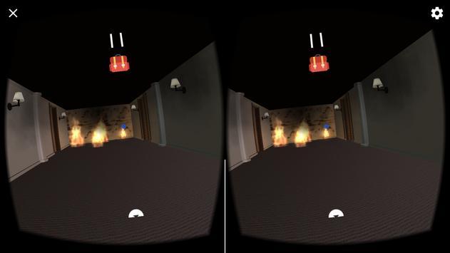 Fire Hotel VR apk screenshot