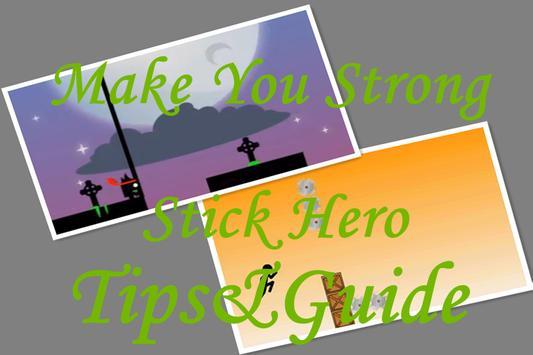 Tips Guide for Stick Hero screenshot 1