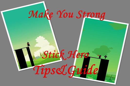 Tips Guide for Stick Hero screenshot 2
