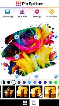 Pic Splitter Lite for Instagram poster