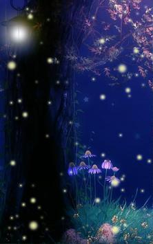Firefly Live Wallpaper screenshot 4