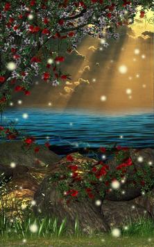 Firefly Live Wallpaper screenshot 7