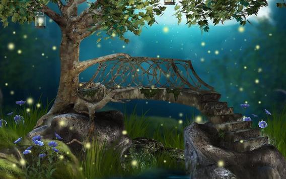 Firefly Live Wallpaper screenshot 9