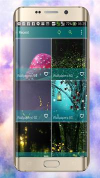 Fireflies  Wallpapers apk screenshot
