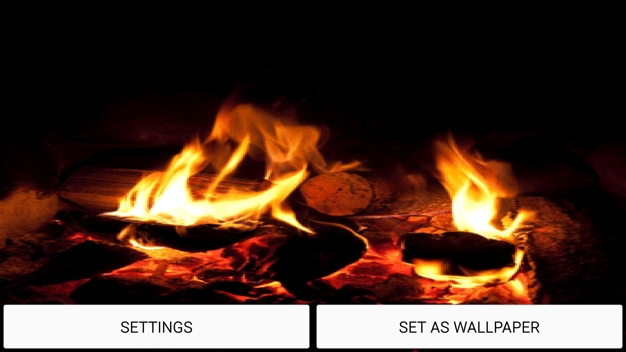 Fireplace Sound Live Wallpaper for Android - APK Download