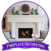 Fireplace Decorating Ideas icon