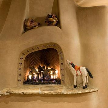 Fireplace Decorating Ideas screenshot 6