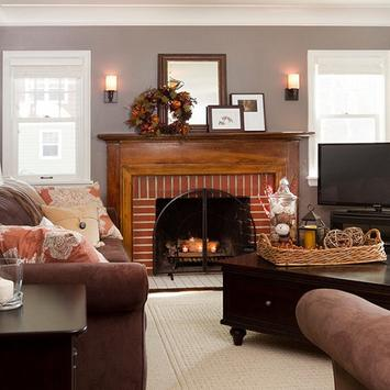 Fireplace Decorating Ideas screenshot 7