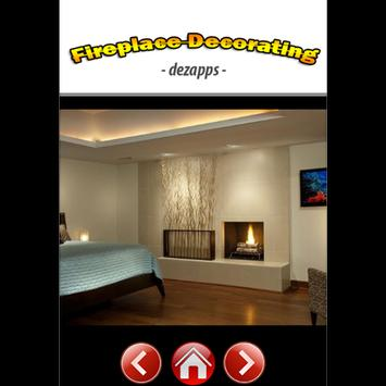 Fireplace Decorating Ideas screenshot 2