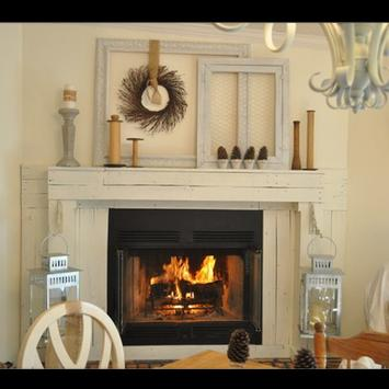 Fireplace Decorating Ideas screenshot 3