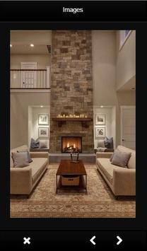 Fireplace Design Ideas poster