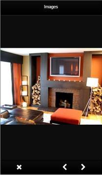 Fireplace Design Ideas apk screenshot