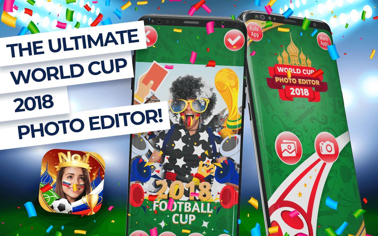 Piala Dunia 2018 Editor Foto – Rusia Album Stiker For