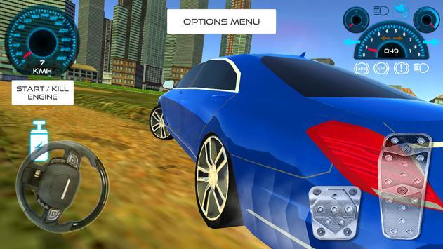 First Class Car Driving screenshot 6