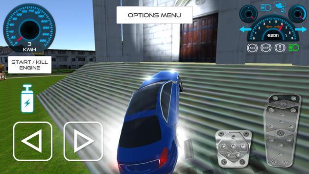 First Class Car Driving screenshot 10