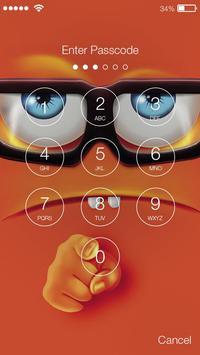 Facemoji Elite Emoji Pattern Smart PIN Lock screenshot 1
