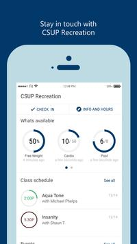 CSUP Recreation poster