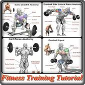 Fitness Training Tutorial icon