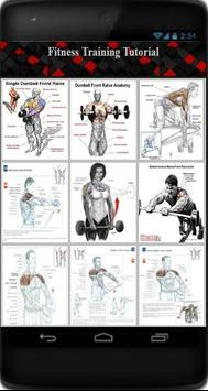 Fitness Training Tutorial screenshot 5