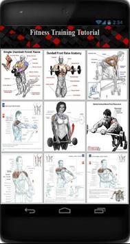 Fitness Training Tutorial poster
