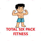 Total Six Pack Fitness icon