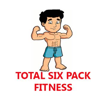 Total Six Pack Fitness poster