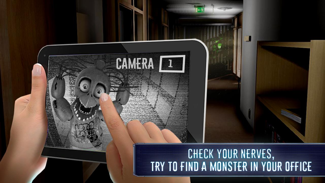 Five Nights: Security Camera for Android - APK Download