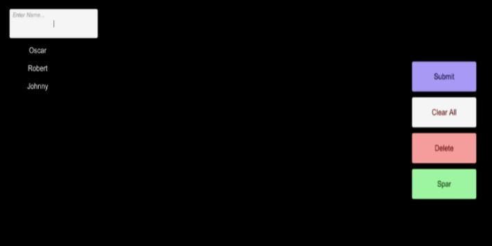 Jiujitsu Practice App poster