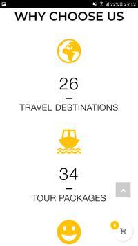 Five Star Travel and Tours screenshot 3