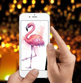 Flamingo Wallpapers poster