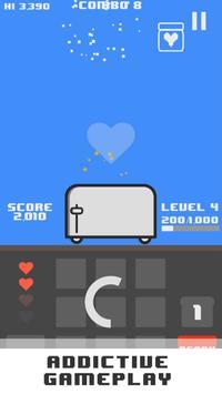 Memory Toaster - Brain Trainer apk screenshot