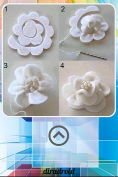 Flanel Flower Design apk screenshot
