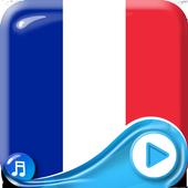 French Flag Waving Wallpaper APK